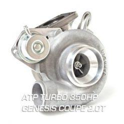 ATP Bolt on turbo Garrett 350HP ultra-responsive Genesis Coupe 2.0T