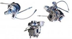 Bolt on turbo, 425HP Garrett dual ball bearing GTX2863R turbo, Genesis Coupe 2.0T (2010 to 2012)