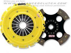 2010-2012 Genesis Coupe 2T ACT Race HD/Race Rigid 4 Pad