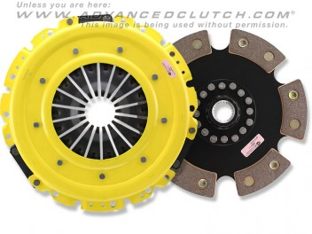 2010-2012 Genesis Coupe 2T  ACT Race 6 Puck Rigid Clutch Kit