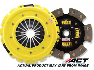 2010-2012 Genesis Coupe 2T ACT Race 6 Puck Sprung Clutch Kit