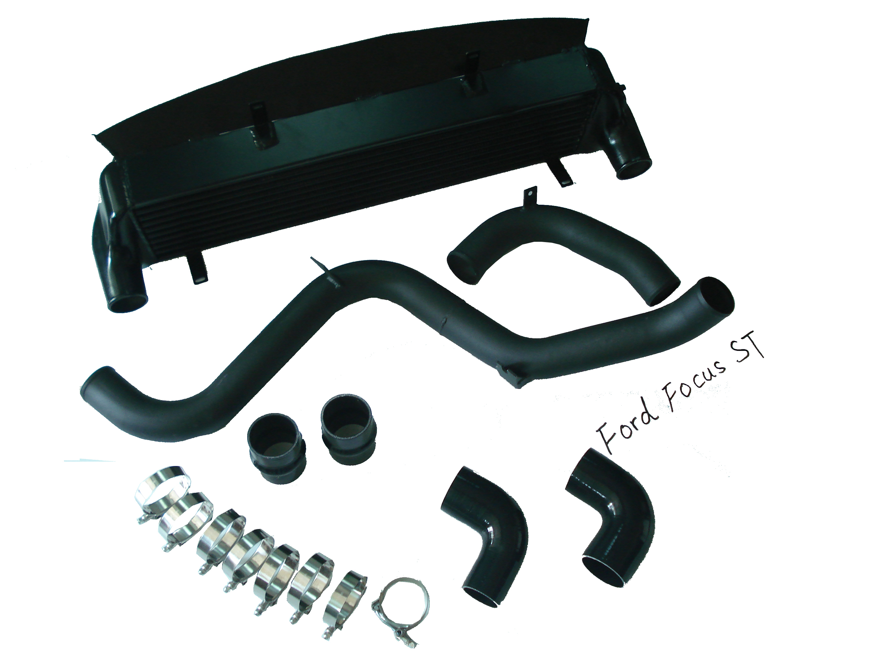Ford Focus ST 13-15 Front Mount Intercooler Kit