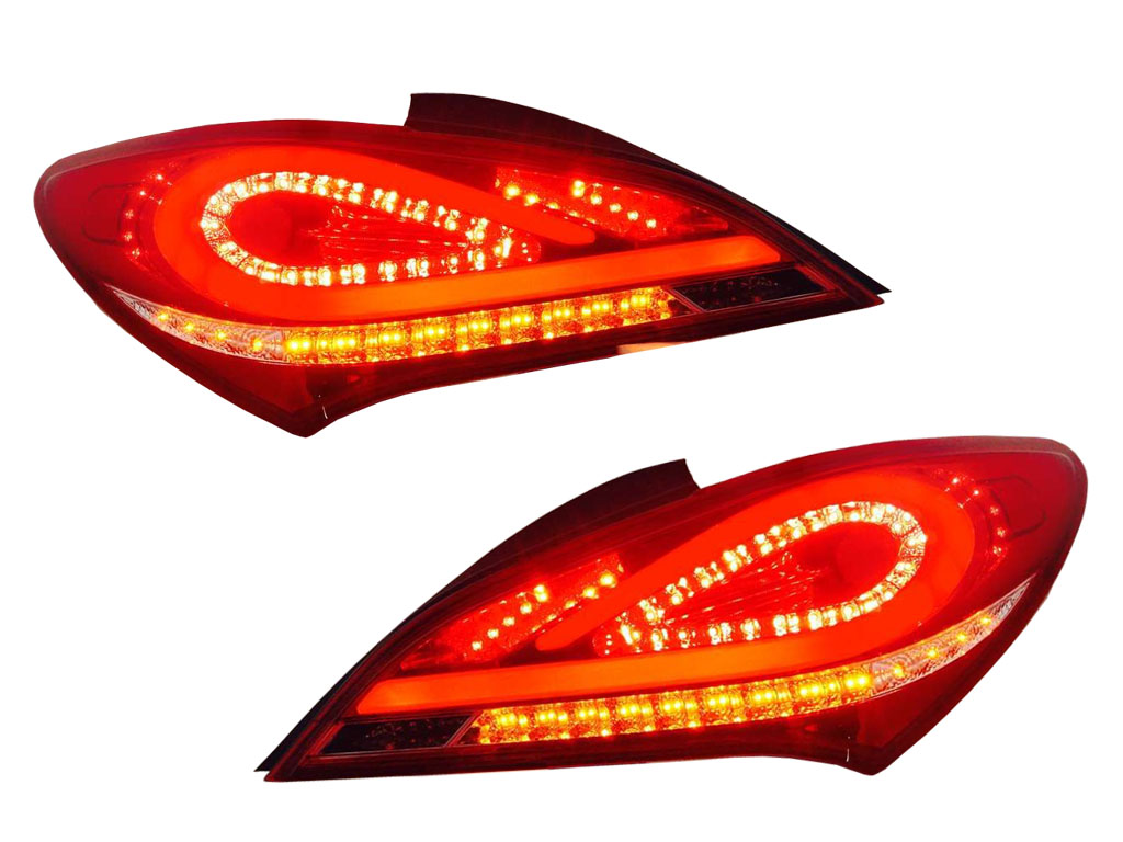 2010-2015 SUPERLUX V3 Tailights