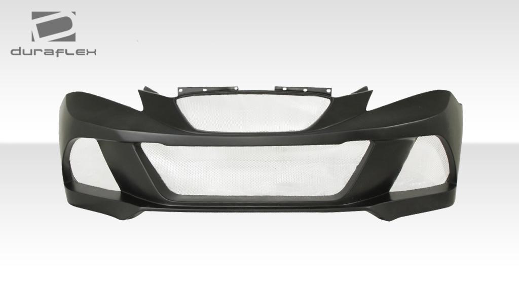 2010-2012 Hyundai Genesis 2DR Duraflex J-Spec Front Bumper Cover - 1 Piece