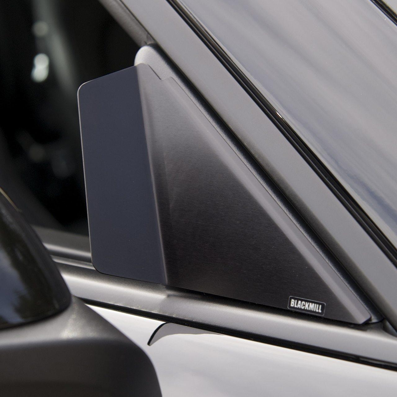 Toyota Supra Blackmill Performance Anti-Wind Buffeting Kit