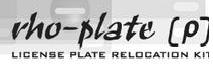 RHO-PLATE